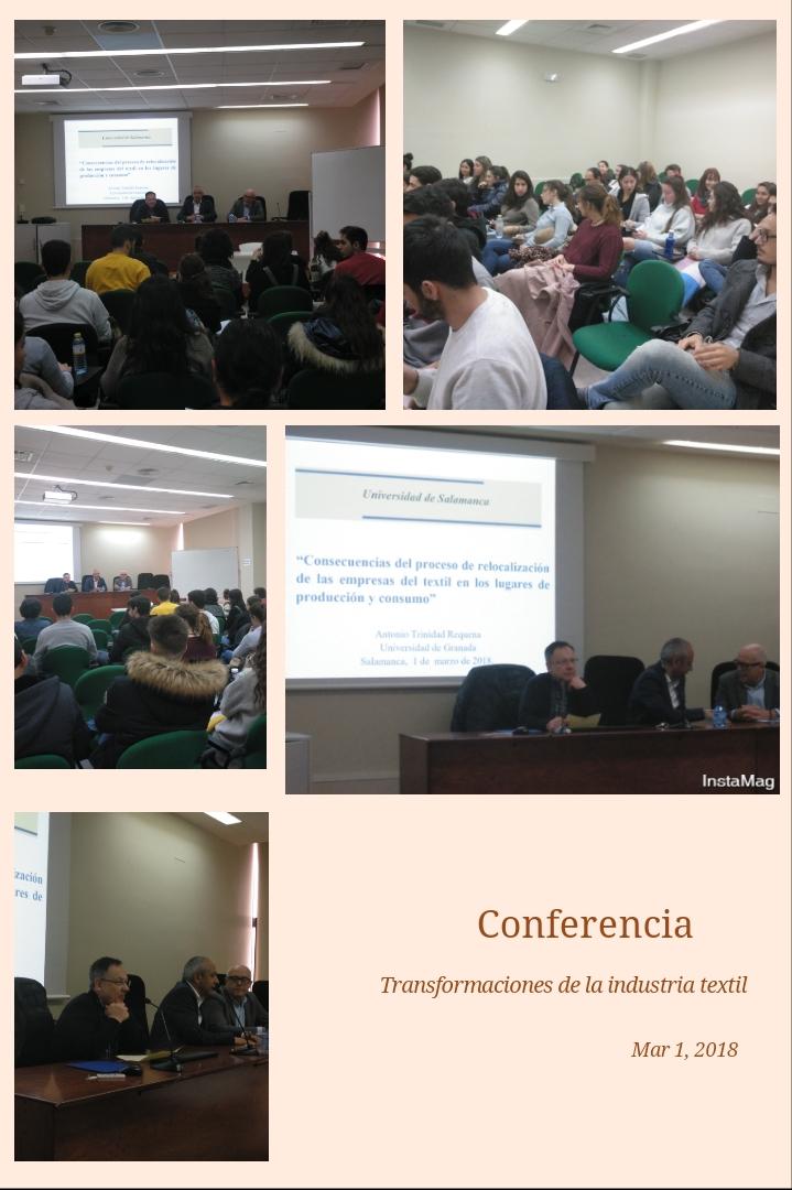 Antonio Trinidad Requena y Santos M. Ruesga Benito en +Facultad ...